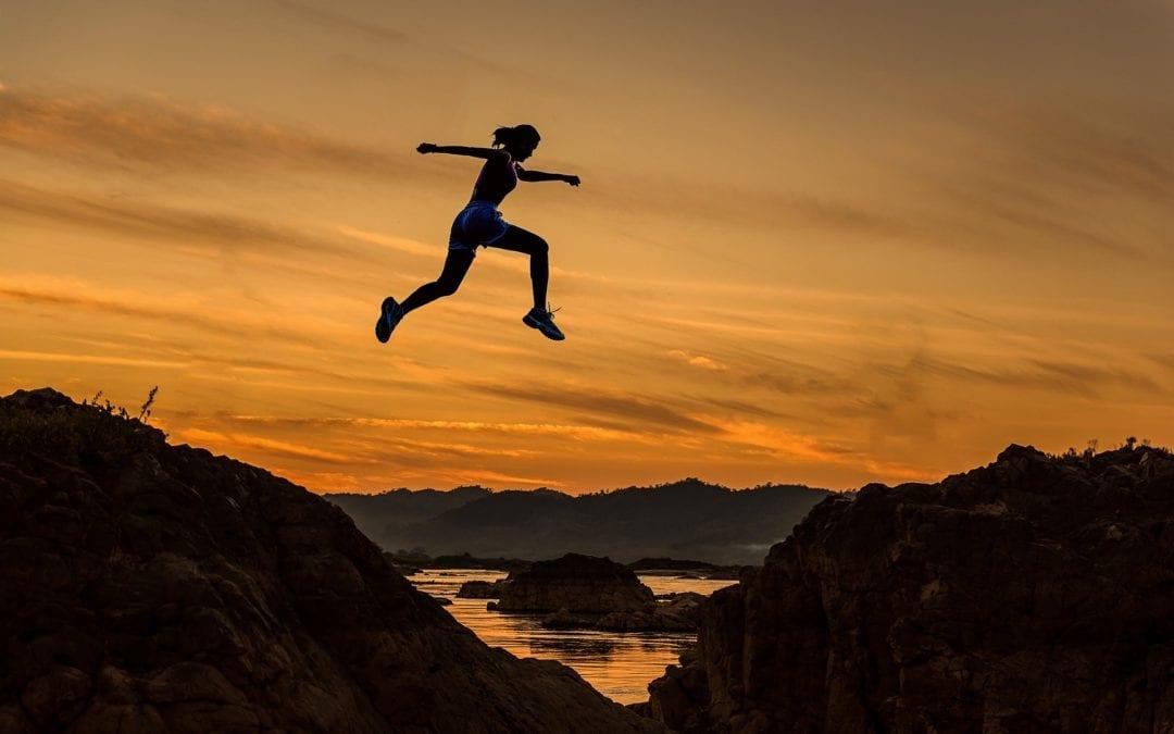 Loslassen – Platz für Neues schaffen und den Sprung wagen
