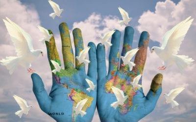 Öffne dich – Starte deine friedliche Verbindungsrevolution